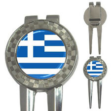 New Greece Greek Flag for 3-in-1 Golf Divot free shipping