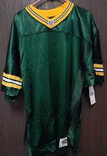 Green Bay Packers Wilson Authentic Pro line Blank Football Jersey Size 48 MLB