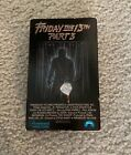 Rare Friday the 13th part 3 beta tape Jason Voorhees