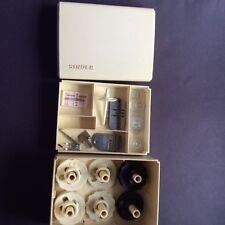 Singer Sewing Machine Flexistitch Zigzag Cams Bobbins Parts Plastic Case