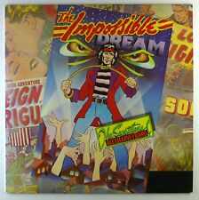 "12"" LP-The Sensational Alex Harvey Band-the Impossible Dream-d1793"