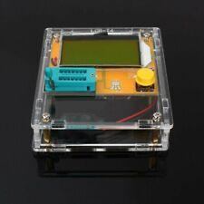 Lcr T4 Transistor Tester Capacitor Esr Inductance Resistor Meter Mos Npn Mega32