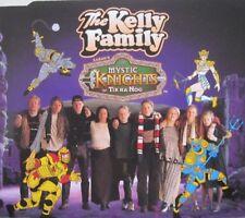 THE KELLY FAMILY -  Saban's Mystic Knights Of Tir Na Nog - CD-MAXI-SINGLE