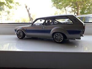 1/18 Ford Escort estate mk1 modified