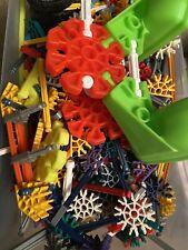 3.5 Pound Lot Of Kinex K'Nex Kids Mixed Building Toys Lot