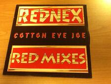 "12"" MIX REDNEX COTTON EYE JOE RMX ZOMBA 74321280201 EX/EX SPAIN PS 1995 VSC"