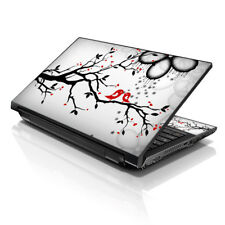 "17.3"" 18"" 19"" Laptop Notebook Skin Sticker Protective Decal Love Birds L-19450"