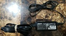 Genuine Toshiba PA3822U-1ACA laptop power adapter/charger