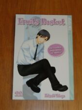 Fruits Basket Volume 22 Natsuki Takaya Tokyopop Manga (Paperback) 9781427806833