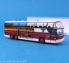 Rietze H0 60095 NEOPLAN Cityliner Bus Dillier Schweiz Reisebus OVP HO 1:87 box