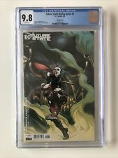 Future State: Harley Quinn #2 CGC 9.8 Gary Frank variant cover