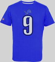 Matthew Stafford # 9 Player T-Shirt Größe L / Football NFL Detroit Lions ,NEU