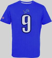 Matthew Stafford #9 Player Maglietta Taglia L / NFL Football Detroit Lions,Nuovo