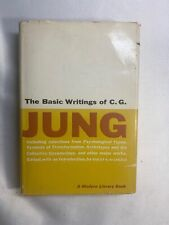 The Basic Writings of C. G. Jung Modern Library Edition - 1959