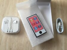 NEW Apple iPod Nano 7th Generation Space Gray (16 GB) 90 DAY WARRANTY FAST SHIP9