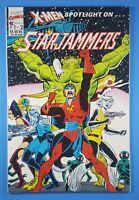 X-Men Spotlight on Starjammers #1 Marvel Comics 1990