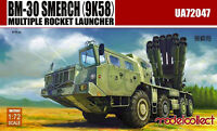 Model Collect 1/72 UA72047 BM-30 Smerch(9K58) Multiple Rocket Launcher