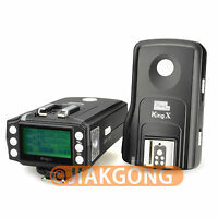PIXEL 3rd Generation Wireless TTL Flash Trigger King Pro for Canon