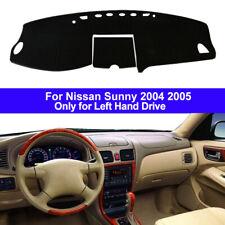Car Dashboard Cover Mat Dash Cover Dashmat for Nissan 2011-2016 SUNNY
