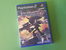 Shadow The Hedgehog Sony PlayStation 2 PS2 Game - SEGA *NEW & SEALED*