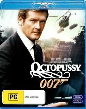 Octopussy James Bond 007 20th Century Fox AU Blu-ray - Region B