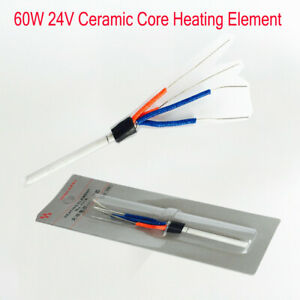 131A 60W 24V Electric Solder Iron Heating Element Soldering Station Heater Core