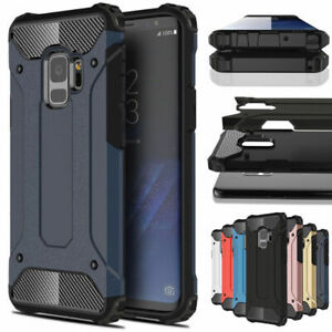 For Samsung Galaxy Note 9/8 S6/S7/S8/S9 Plus Shockproof Hybrid Armor Case Cover