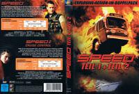 SPEED 1 + 2 --- Double-Feature --- Keanu Reeves --- Sandra Bullock --- Uncut ---