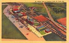Aerial View of Lambert Airpot Filed St. Louis  Missouri Antique Postcard L3134