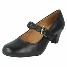 K by Clarks Wide (E) Court Shoes for Women