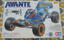 BNIB - Tamiya 58489 Avante 2011 Kit - High Performance 1/10th Buggy + Tamiya ESC
