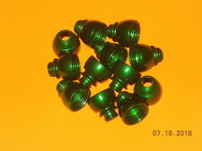 Tobacco Pipes, parts & accessories - (1) Std Metal Bowl - Anodized - Green