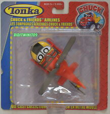 TONKA CHUCK & FRIENDS AIRLINES HAL COPTER W+