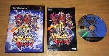 Super Robot Taisen Impact  PlayStation 2 Game Complete Fun Japan Import PS2