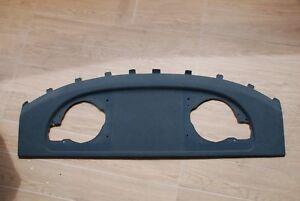 Nissan s14 OEM Rear Shelf BLUE Speaker Panel Deck Cover Tray 200sx 240sx Silvia