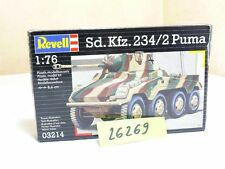 Revell 03214 Kit 1:72 Sd. Car. 234/2 Puma Solid Wheel Panzer Boxed