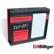 "CnMemory Zynith Memory Drive externe Festplatte HDD 2,5"" 2,5 Zoll 160 GB"