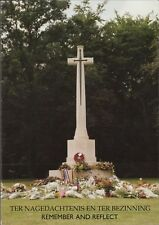 WW2 War & Resistance Monuments Netherlands  Nijmegen & Environs B8.781