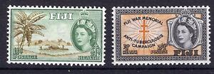 FIJI 1954 HEALTH STAMPS  MNH