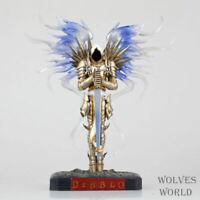 Anime Figure Dark Diablo Seraphim Game Statue Collectible Blizzard Warcraft