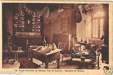 65 - cpa - Museo Pirineos el castillo de fuerte de LOURDES - Cámara de el niño