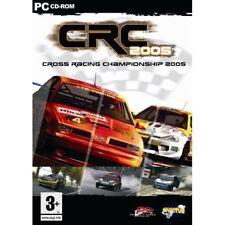 CRC Cruz Racing Championship 2005-Pc Racing Juego Nuevo
