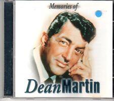 (DX256) Memories of Dean Martin - 1998 CD