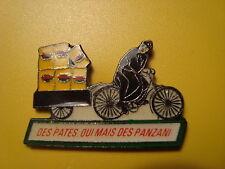 pin pins sport velo cycle, cyclisme panzani remorque