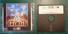 """MYTH : ORIGINAL GAME C64 floppy Disc 5,25"""" Commodore 64 test ok SYSTEM 3"""
