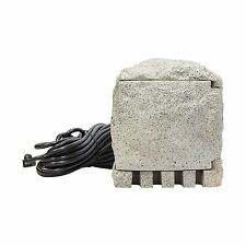 VEPOTEK VTOIAC1 Landscape Rock Outdoor Power Extension