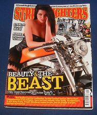 STREETFIGHTERS MAGAZINE SEPTEMBER 2007 - BEAUTY AND THE BEAST