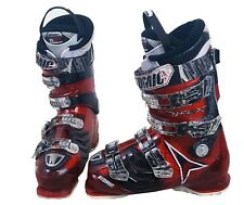 Atomic Hawx 90 Ski Boots Mondo 27 Mens 9 Red/Black/White - USED