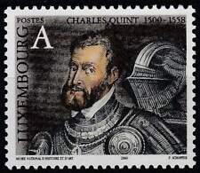 Luxemburg postfris 2000 MNH 1494 - Keizer Karel V