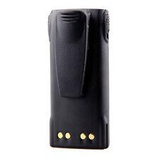 1 X 2000mAh Li-Ion Radio Battery For Motorola Ht1225 Ht1250-Ls Ht1250-Ls+ Ht1550